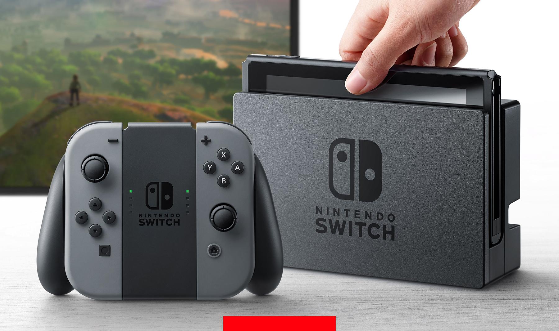 8ae95d9d1 Nintendo pripravuje dva nové modely hernej konzoly Switch | TOUCHIT
