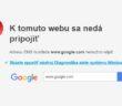 google_vypadok