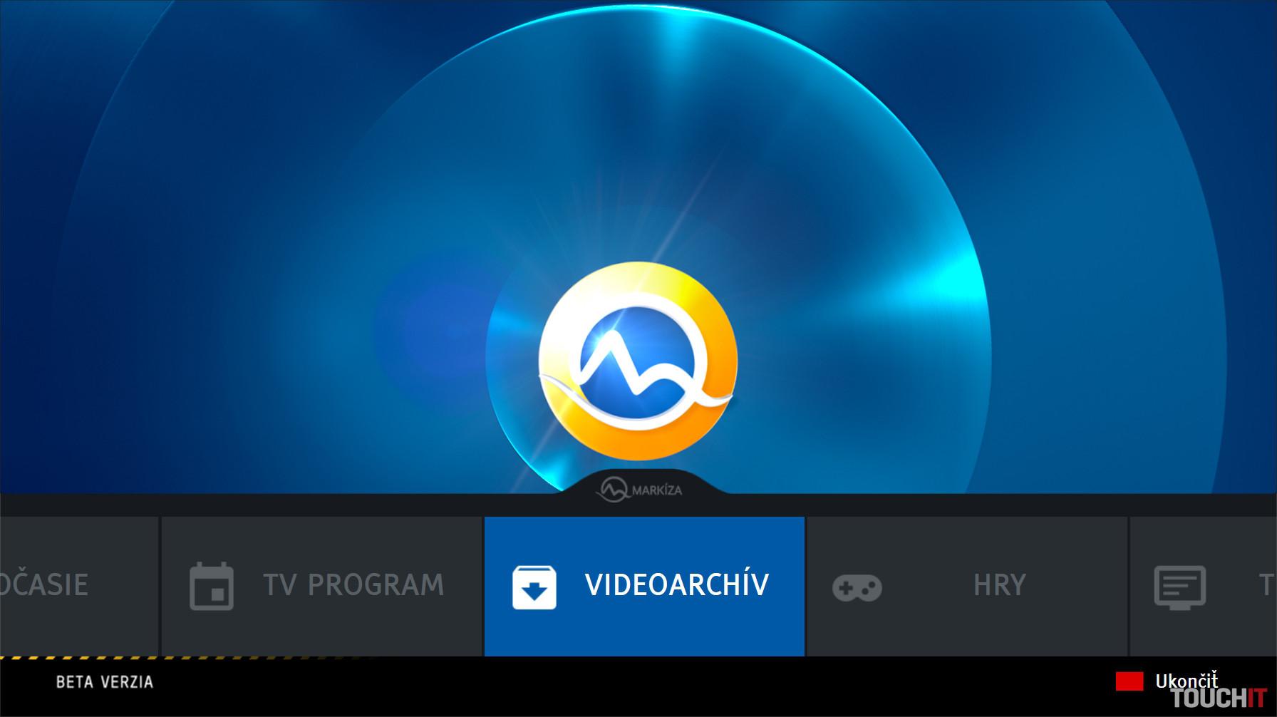 b03c14971 VIDEO: Televízia Markíza spustila novú verziu hybridného televízneho  vysielania HbbTV