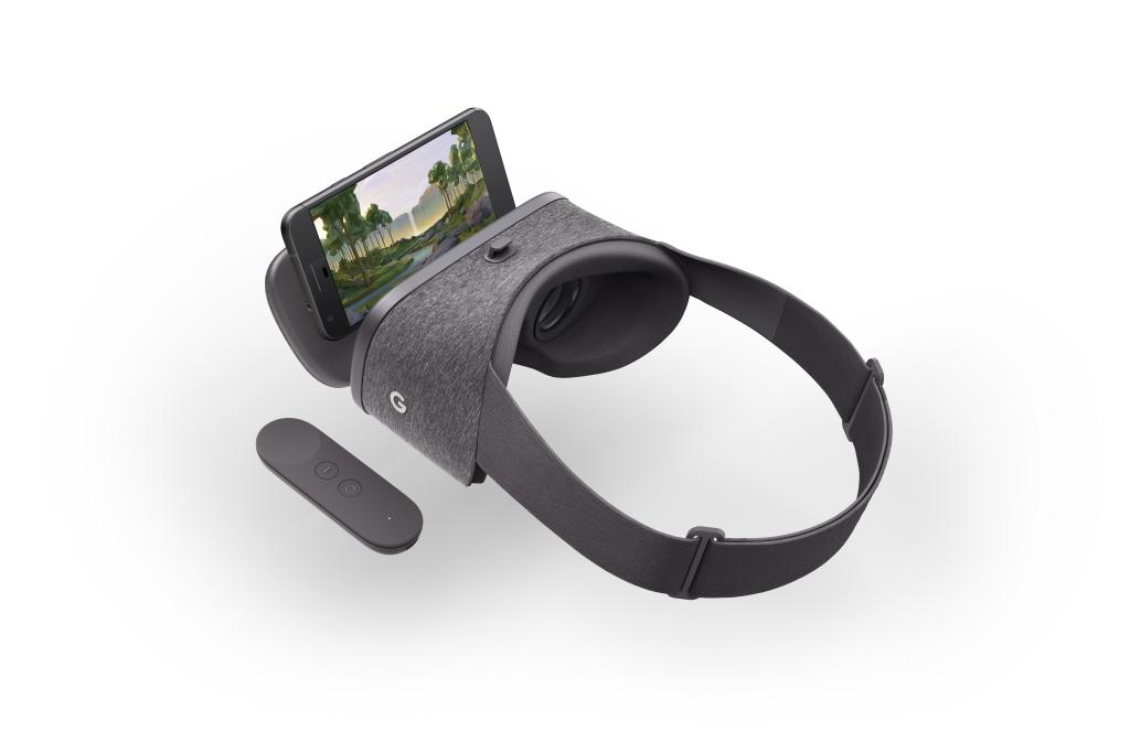 Okuliare pre virtuálnu realitu Daydream View