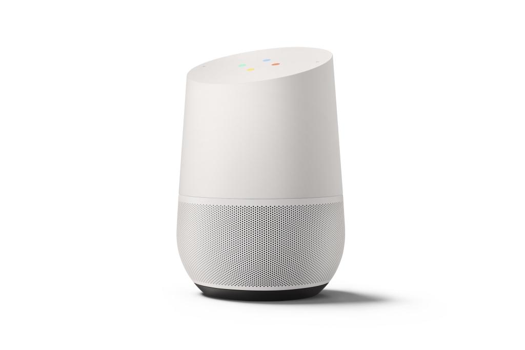 Reproduktor Google Home so vstavaným asistentom od Googlu