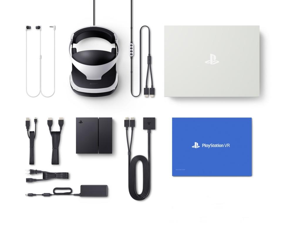 b88e80a93 Balenie PlayStation VR. Káblov budete mať v okolí konzoly naozaj požehnane