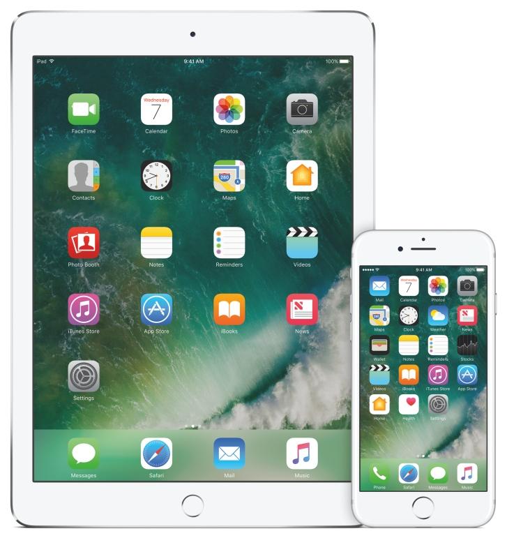 Operačný systém iOS 10 prináša najmä kozmetické novinky