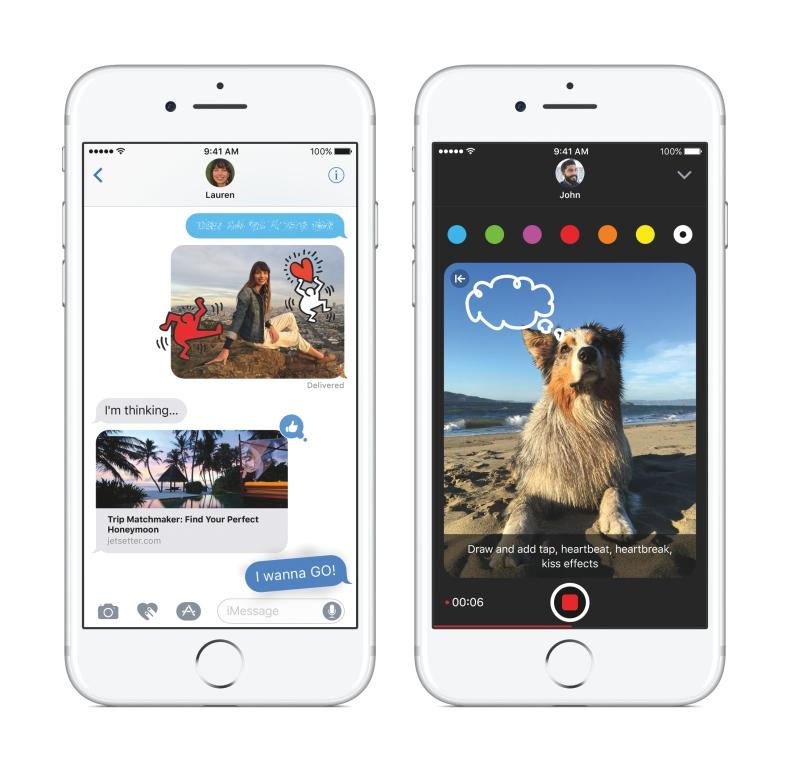 Apple v iOS 10 vylepšil celý ekosystém. Ak používate jeho služby, novinky vás potešia