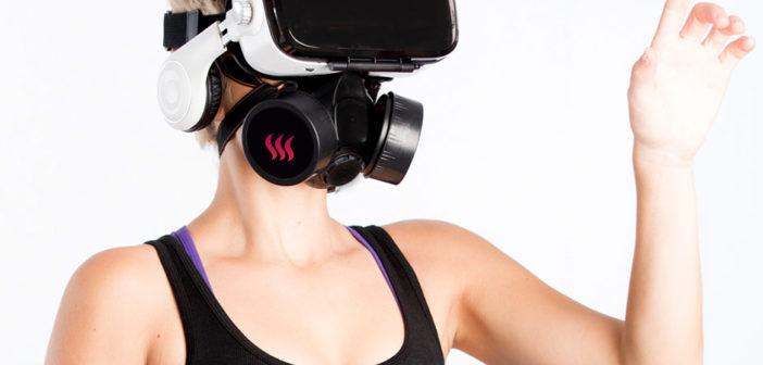OhRoma zapája ďalšie zmysly do VR porna