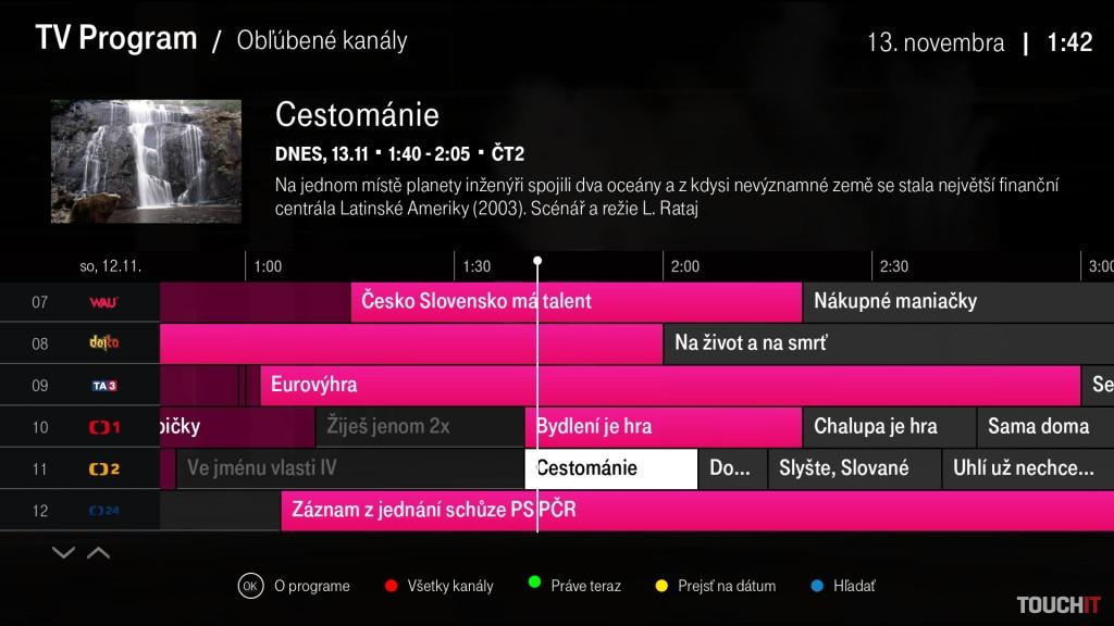 A najnovšie aj na veľkej televíznej obrazovke – ak sa rozhodnú zakúpiť si Magio  GO TV Box. 9bf4d976dc4