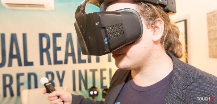 [VIDEO] Naživo z CES: Project Alloy je virtuálna realita pre masy, ktorá nepotrebuje počítač ani káble (doplnené)