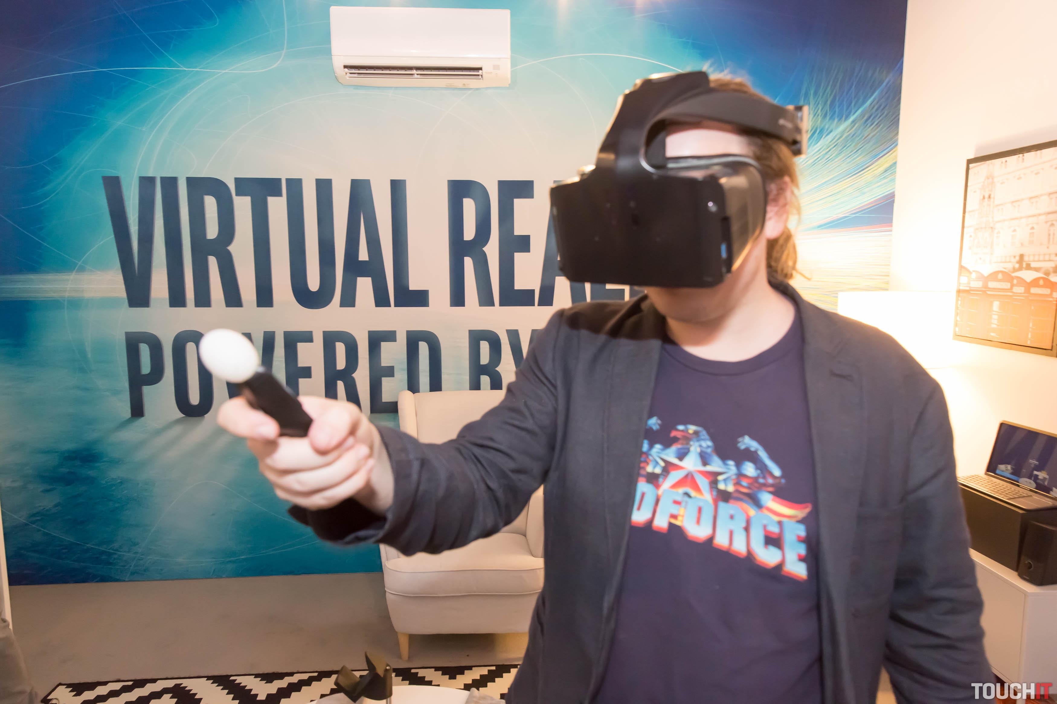 1c526d9b4 VIDEO] Naživo z CES: Project Alloy je virtuálna realita pre masy ...