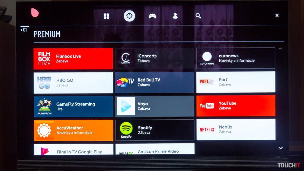 bbacf5ffd Ďalšou funkciou LG televízora je premena 2D obrazu na 3D. Práve preto môžu  byť v dodávke aj 3D okuliare – pasívne, bez nutnosti ich dobíjať.