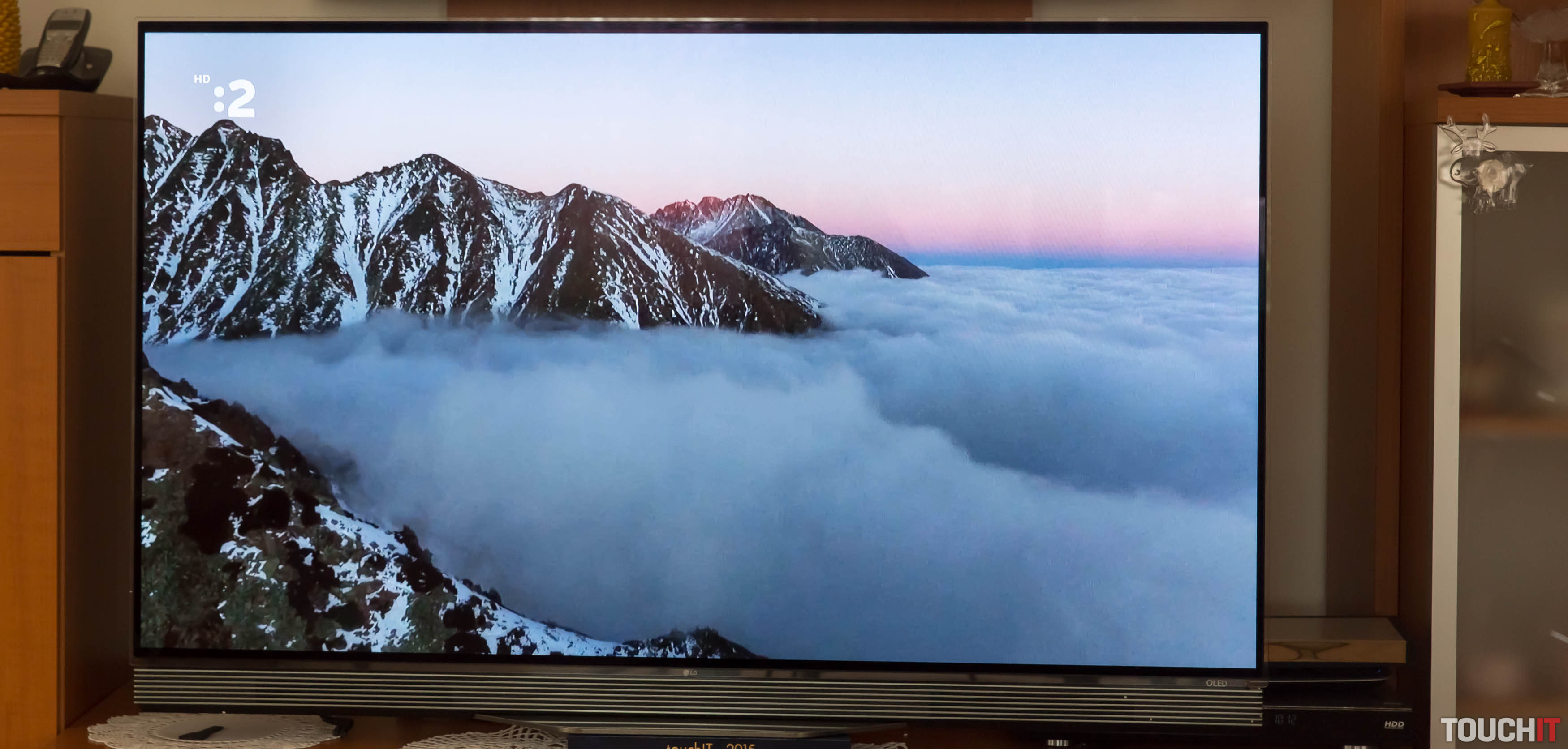 0fc81e307 Testovali sme OLED televízor – LG OLED55EV6 | TOUCHIT