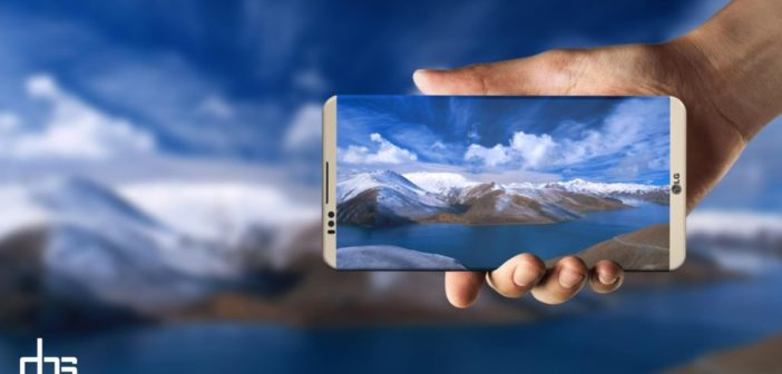 VIDEO: Koncept LG G6 naznačuje, že Samsung zrejme čaká náročný rok