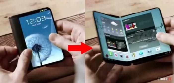 Dohady: Samsung a LG tento rok predstavia skladateľné telefóny