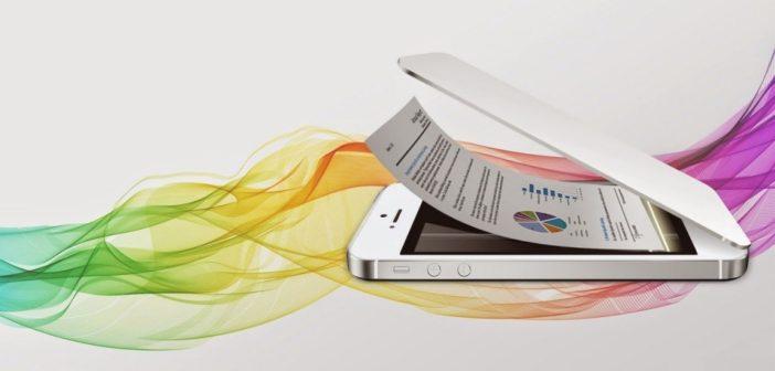 ABBYY: Premeňte smartfón na profesionálny vreckový skener