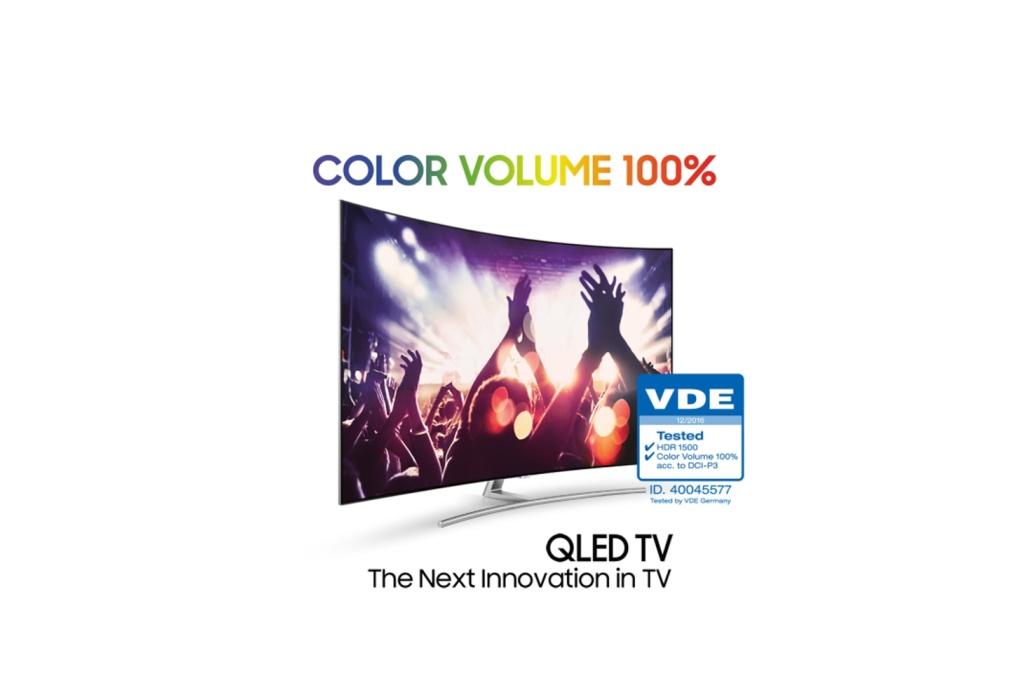 5819f7c9a Samsung QLED TV získali ako prvé označenie
