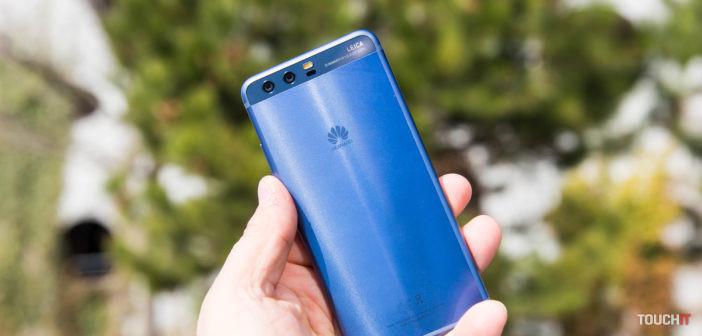 Recenzia Huawei P10: Fotenie je zábava