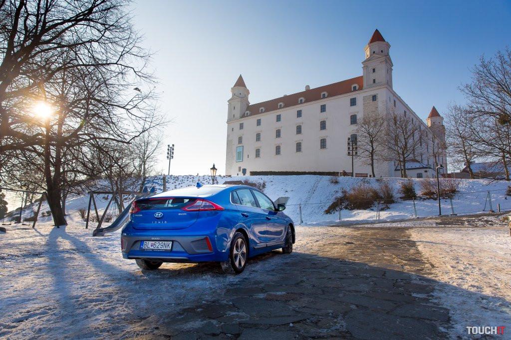 Elektromobilita na Slovensku alebo 1000 km s Hyundai IONIQ Electric ... 44bb166c483
