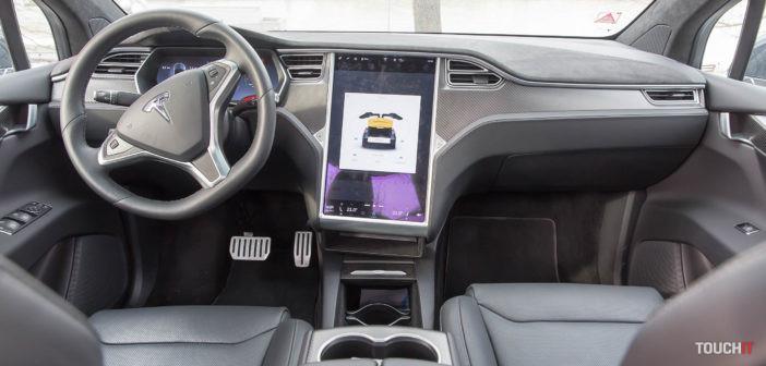 VIDEO TOUCHIT: Redakčný test Tesla Model X (doplnené o video)