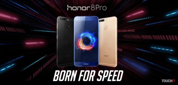 Honor predstavil horúcu novinku, aká tu ešte nebola – Honor 8 Pro