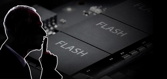 Zatajené stvorenie pamätí flash: čudesný príbeh najpoužívanejšieho dátového úložiska