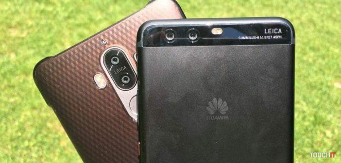 Fototest: Porovnanie fotoaparátov smartfónov Huawei P10 Plus a Huawei Mate 9
