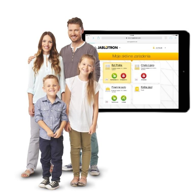 186bb066cc57 Moderné a kvalitné elektronické bezpečnostné systémy totiž dokážu ovládať  až 32 veci v domácnosti. Je len na vás