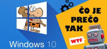 Prečo sú ovládače hardvéru na Windows 10 z roku 2006?