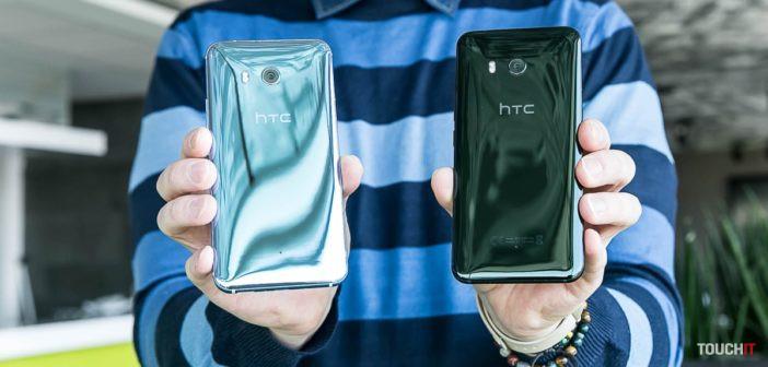 Recenzia HTC U11: HTC zaujalo. A nielen tým, že tento telefón budete radi stískať