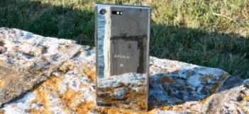 Recenzia Sony Xperia XZ Premium: Prémiový telefón, v každom smere