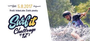 SÚŤAŽ: Vyhrajte jeden z 12 lístkov na letnú akciu roka SurfIT