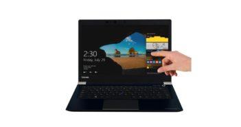 0b4e75a88 Toshiba uviedla na náš trh kompletnú radu profesionálnych notebookov  Portégé X30