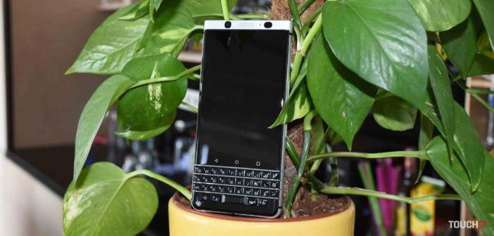 Recenzia: BlackBerry KEYone je jedinečný telefón s QWERTY klávesnicou
