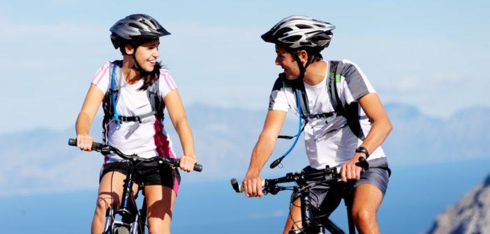 7 aplikácií, ktoré vám pomôžu zlepšiť výkon na bicykli