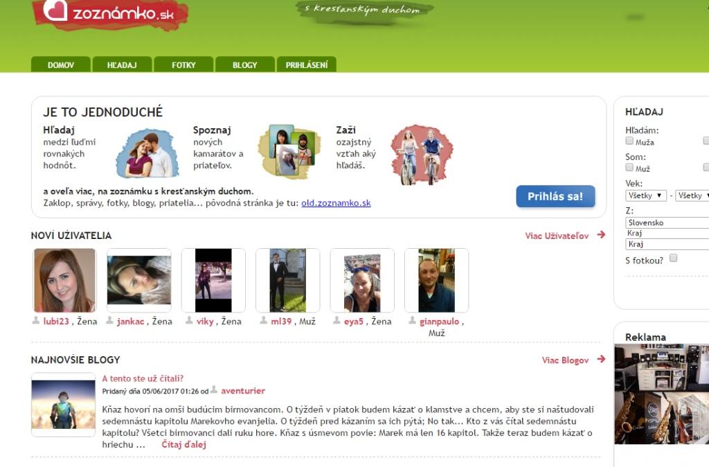 Profil správy online dating