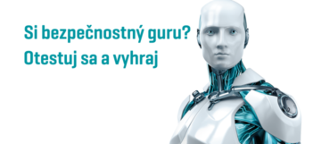 Vyhrajte 5× ESET Internet Security