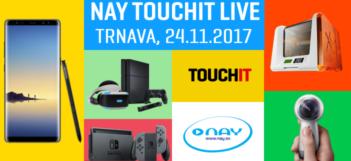 NAY TOUCHIT LIVE v Trnave
