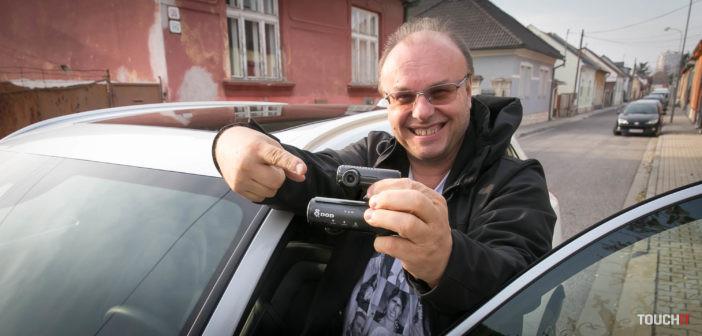 VIDEO TOUCHIT: Kamerová súprava do auta DOD RC500S: výborná kvalita obrazu (Doplnené)