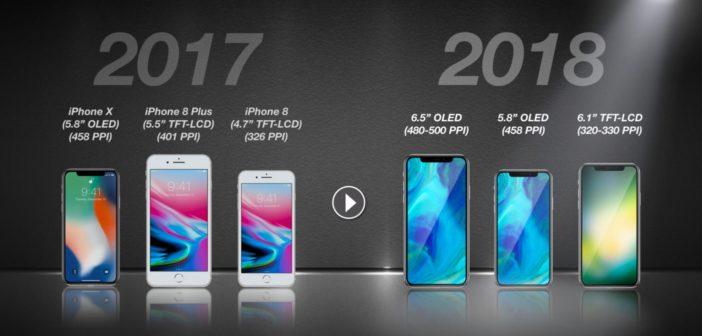 Odhady predaja iPhonu X sa opäť znižujú. Môže za to lacnejší iPhone, ktorý by mal prísť na jeseň