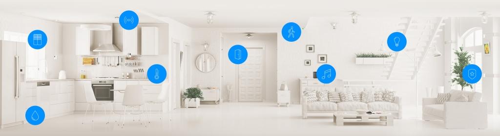 01594deee1ba Začíname s inteligentnou domácnosťou  Rozdelenie zariadení a modulov pre  inteligentnú domácnosť podľa obtiažnosti inštalácie
