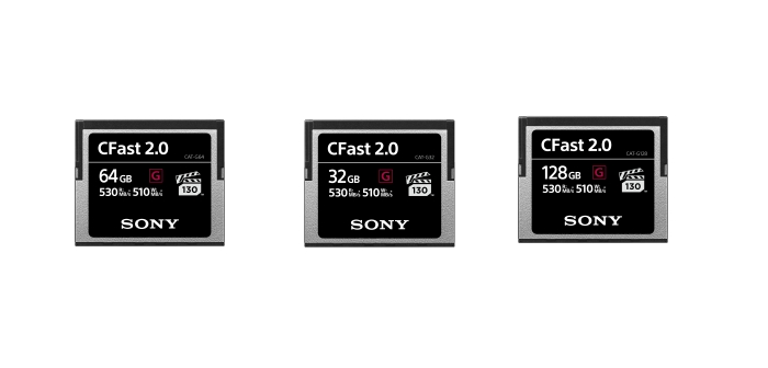 03f374711 Profesionálne pamäťové karty Sony CFast | TOUCHIT