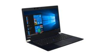 6f2984f1a Toshiba vytvorila konfiguráciu profesionálneho notebooku Portégé X30