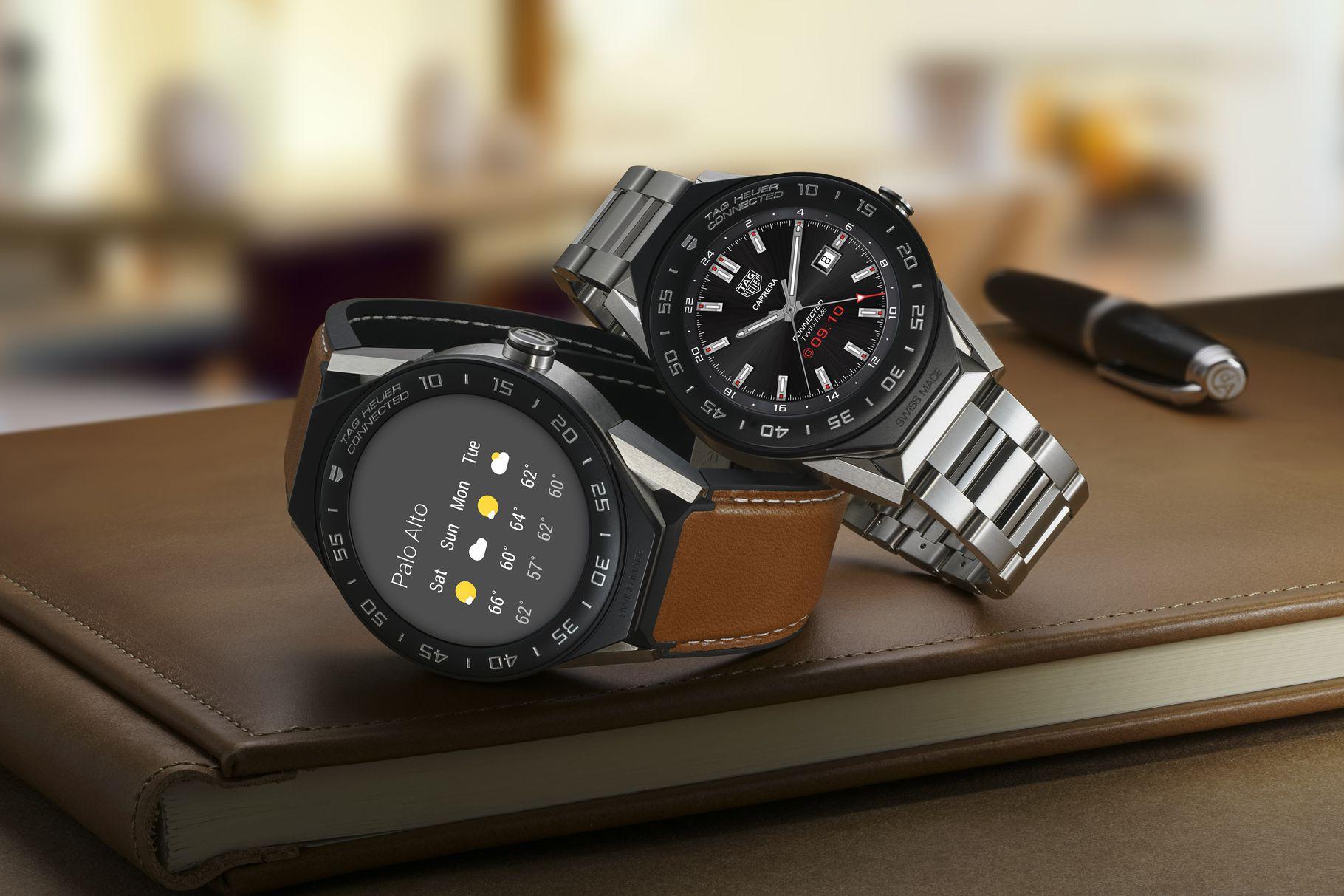 TAG Heuer predstavil nové inteligentné hodinky. Sú menšie a ich vzhľad si  môžete prispôsobiť 22616f783ad