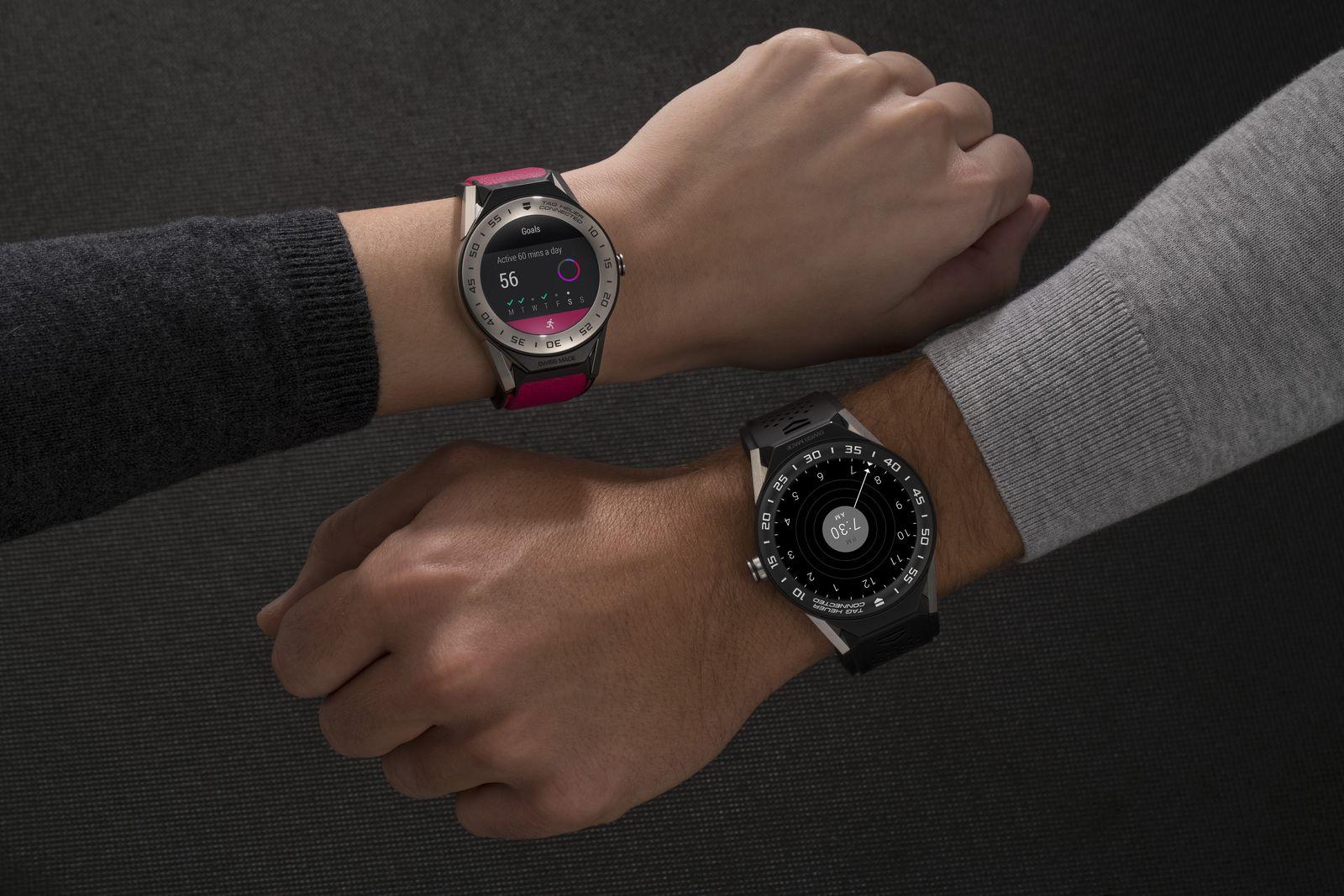 TAG Heuer predstavil nové inteligentné hodinky. Sú menšie a ich ... 41c2e58e830