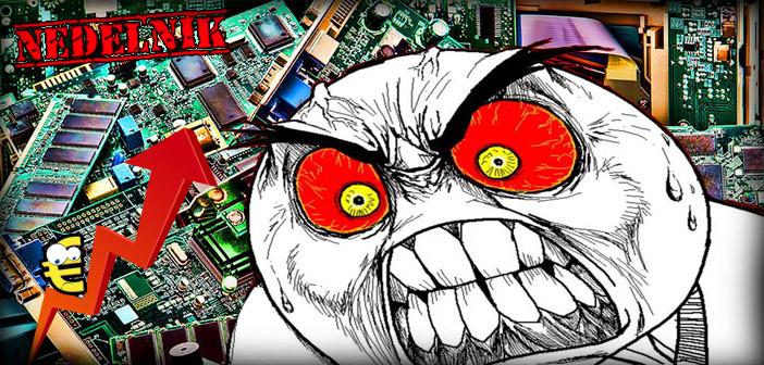 Kruté ceny hardvéru: nebite nás prosím, máme už dosť
