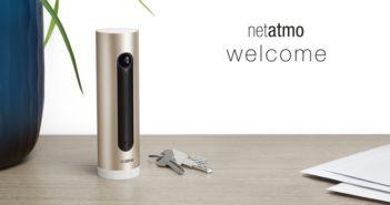 NETATMO Welcome -kamera 6048cb8305e