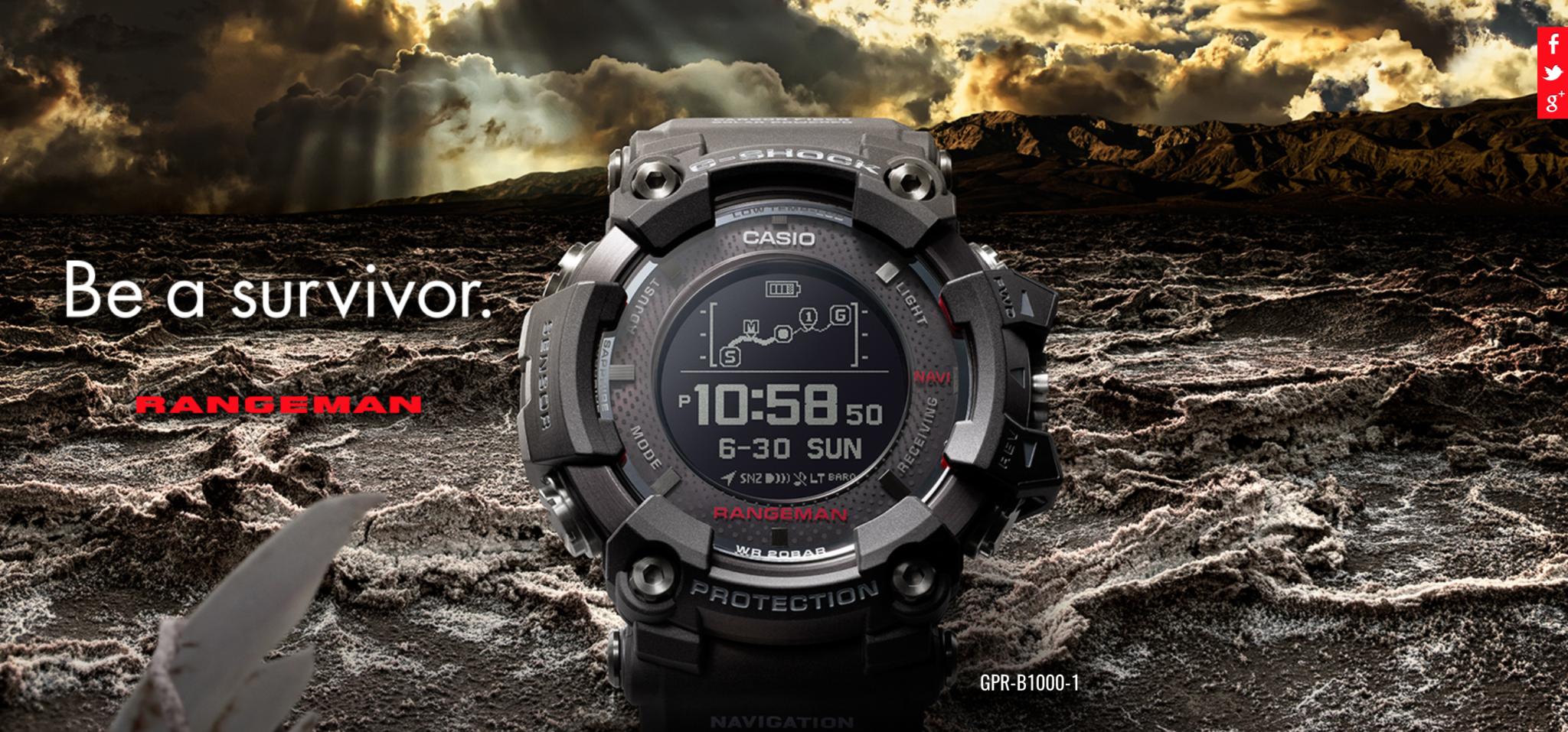 CES 2018  Casio GPR B-1000 sú hodinky pre cestovateľov d728549b013