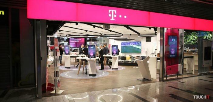 Slovak Telekom predajňa