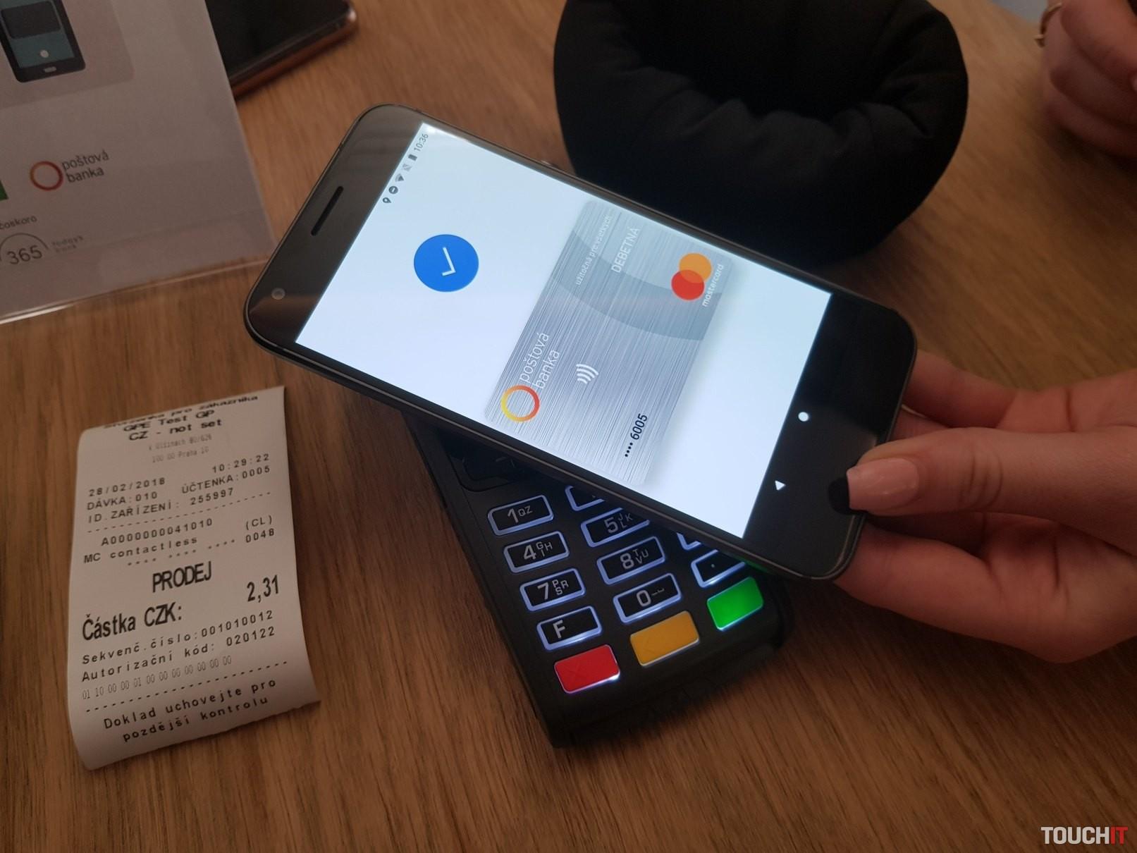 Google Pay Na Slovensku Sluzbu Vyuziva 10 Tisic Pouzivateľov