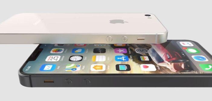 Koncept Apple iPhone SE 2: Menší brat iPhone X (doplnené video)