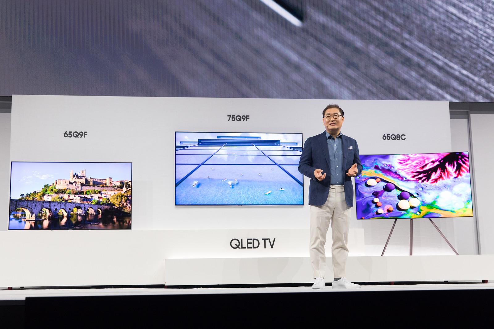 a4fde82b7 Samsung predviedol nové televízory QLED a MicroLED | TOUCHIT
