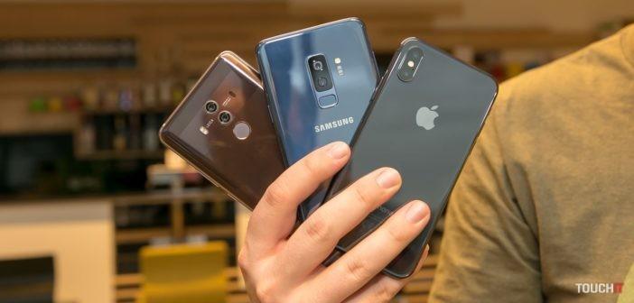 Fototest: Samsung Galaxy S9+ vs. iPhone X vs. Huawei Mate 10 Pro. Aký je prínos duálnej clony?